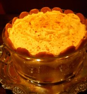 Old Fashioned Banana Pudding with Whipped Cream