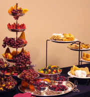 Fruit and sweets